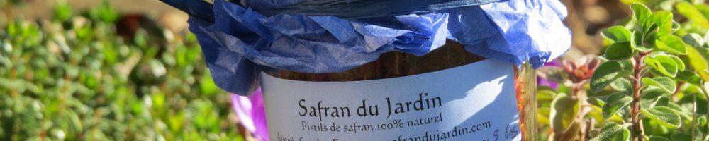 Pot de 5 g d'épice - safran naturel